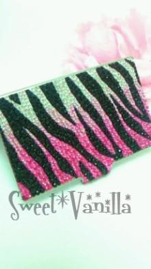 Sweet☆Vanilla-グラデーション ゼブラ柄