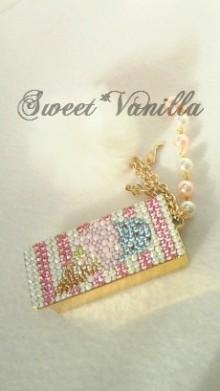 Sweet☆Vanilla-アイスクリーム フリスクケース