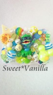 Sweet☆Vanilla-スティッチ デコソーイングセット