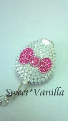 Sweet☆Vanilla-キティリボン デコプティ