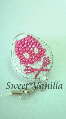 Sweet☆Vanilla-モニカ スカル デコプティ