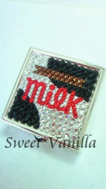 Decoshop Sweet☆Vanilla-MILK 小物ケース