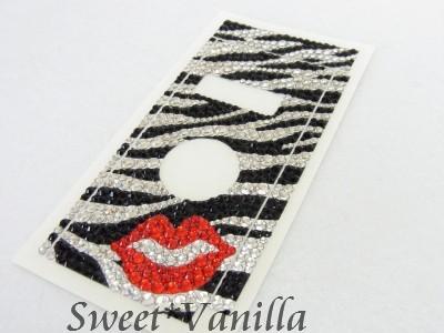 Decoshop Sweet☆Vanilla-Softbank930P デコシート