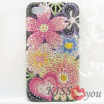 Decoshop Sweet☆Vanilla-iPhone4ケース