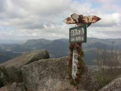 錫杖ヶ岳 山頂