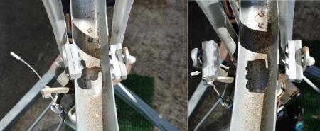 DIY14_9_29 タイヤ交換ブレーキ