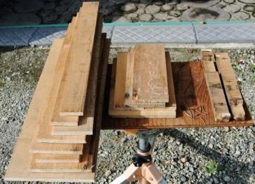 DIY14_10_7 りんご箱解体板