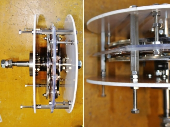 DIY14_10_18 発電機組立完