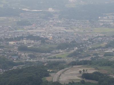 牛伏山展望台