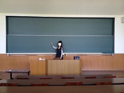 駿河台大学2012 キャンパス訪問