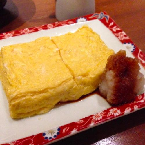7出し巻き卵
