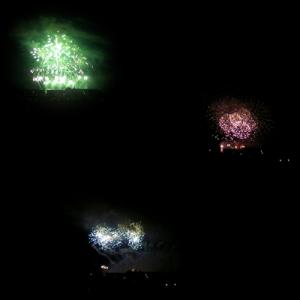 page new year fire works 2