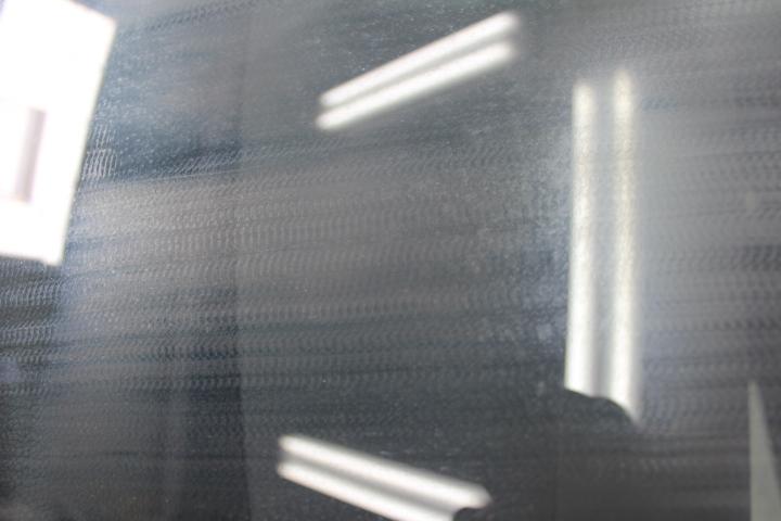 窓ガラスの研磨