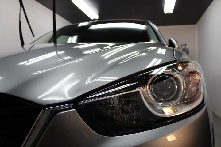 新車時の塗膜