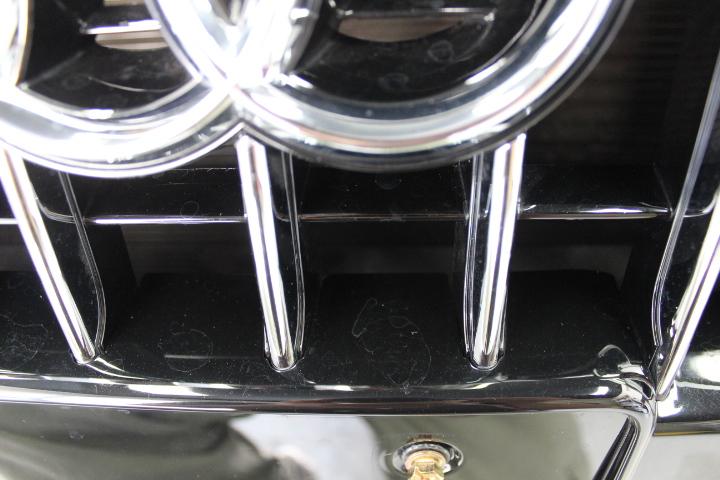 洗車では除去不能な汚れ・水染み