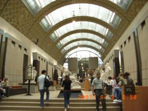 美術館の中の様子