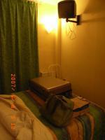 小さい部屋!