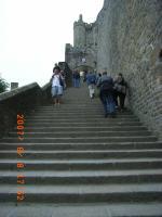 すっごい階段!!