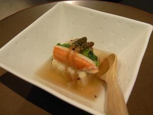 おさかな豆腐
