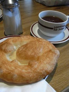 久しぶりの揚げパン