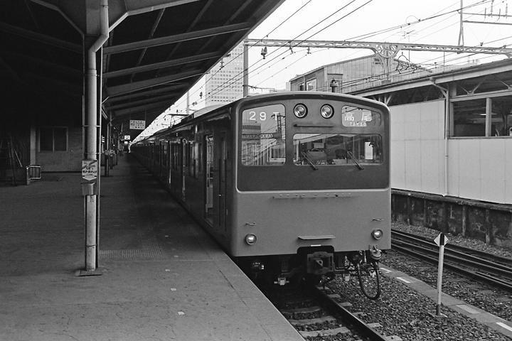 600403東京駅_中央線201系