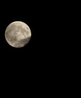 7月の満月