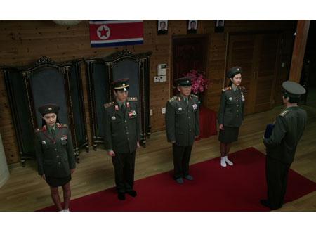 キム・ギドク脚本作『レッド・ファミリー』隣の家族は北朝鮮のスパイだった。