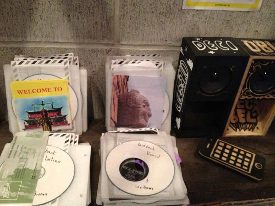 laidback cd