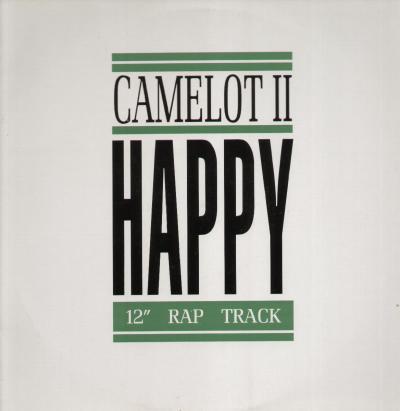 Camelot ll - Happy - Capa