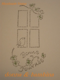 四角い窓と小鳥 018 blog