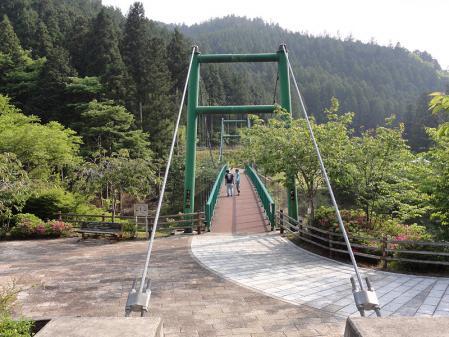 三河湖 香恋の里 橋