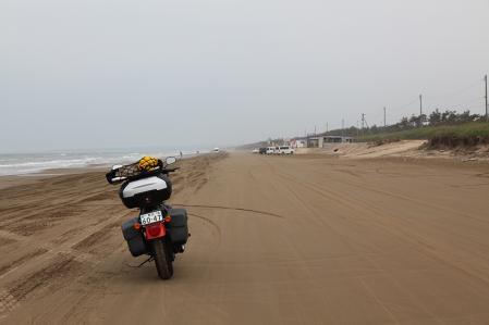 千里浜なぎさのドライブウェイ その1