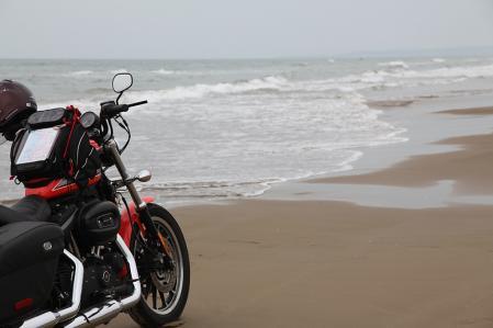 千里浜なぎさのドライブウェイ その2