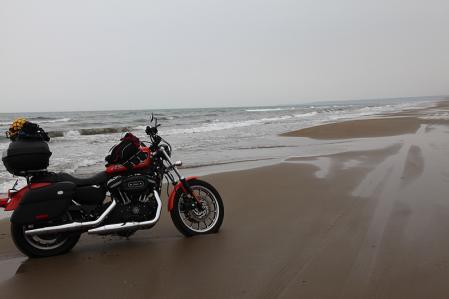 千里浜なぎさのドライブウェイ その3