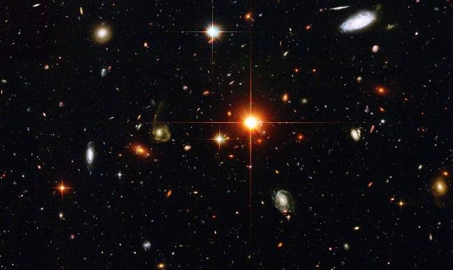 宇宙は広いな大きいなぁ