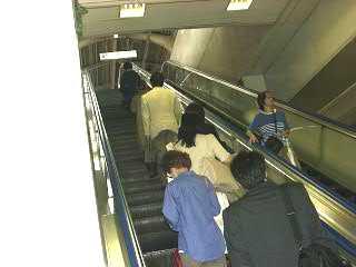 大阪駅だそうです