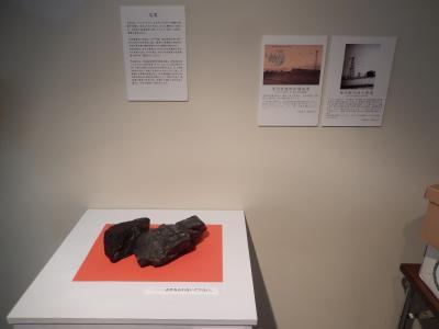 石炭と茅沼