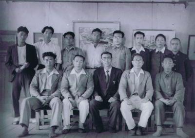 後志美術協会1949