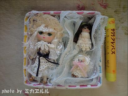 10.09.03ミニミニお人形セット♪CA391218