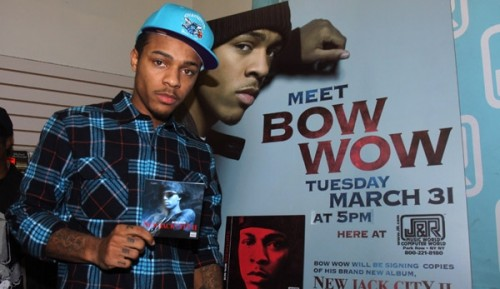 Bow Wow- On Fire (prod. by Drumma Boy)