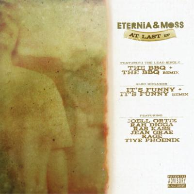 Eternia  MoSS ft. Rah Digga  Rage- The BBQ