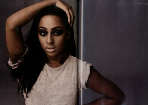 Alexandra Burke- Start Without You (prod. RedOne)