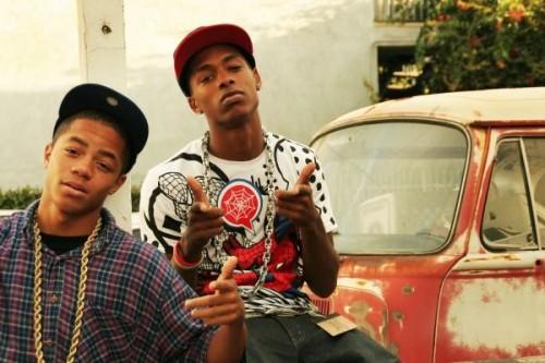 New Boyz- Call Me Dougie (Ft. Chris Brown)