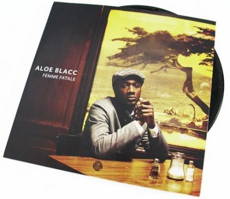 Aloe Blacc #8211; Femme Fatale