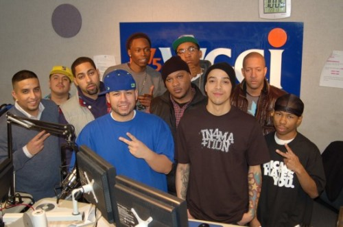 Sly Polaroid, Juice, Bump J, Mic Terror, L.E.P. Bogus Boys, YP, Mikkey Halsted, Marvo  Twone Gabz #8211; Where Ya From (CDQ)