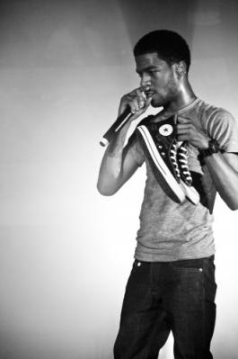 Kid Cudi Mr. Rager (Live Version)