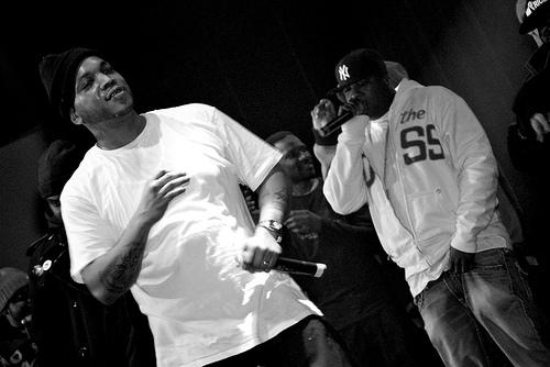 Milot ft. Styles P- Takin Rap Back