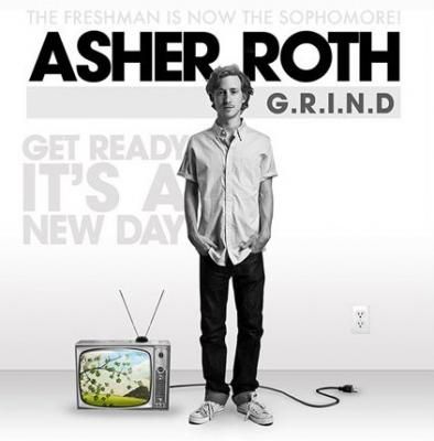 Asher Roth#8211; G.R.I.N.D. (Get Ready It's a New Day) (Dirty)
