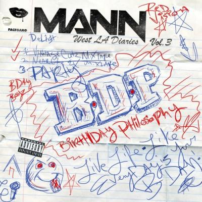 Mann#8211; Birthday Philosophy (EP)