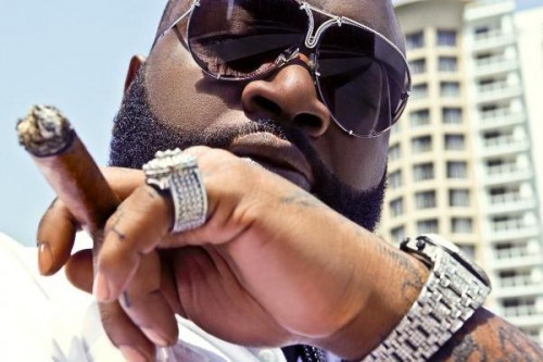 Rick Ross- Audio Meth (Ft. Raekwon) (iTunes Bonus)